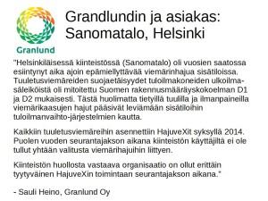 Granlund referenssi